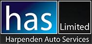 harpenden auto services logo